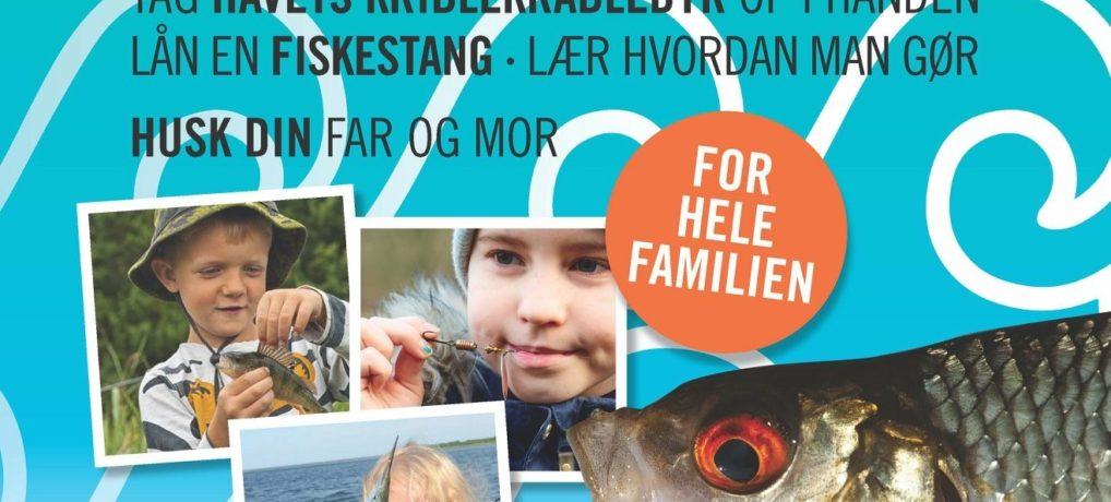 Lystfiskerdage på Slotskajen